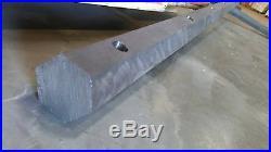 2 Hex skidsteer Auger Extension 36 Pengo, bobcat, McMillen