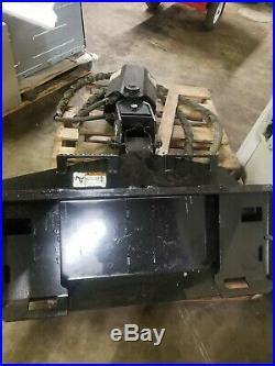 2015 Bobcat 15C Auger Hydraulic Skid Steer Loader Attachment