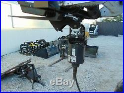 2016 Bobcat Brand 15c Skid Steer Auger Attachment