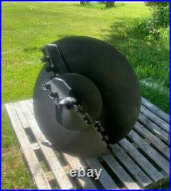 42 tree auger post hole auger bit only skid steer etc