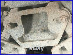 A Pair Of Skid Steer Steal Track Made By Case 1016519
