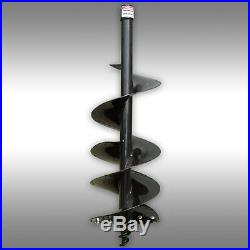 AUGER DRILL BIT, 15 POST HOLE DRILL BIT for Skid steer