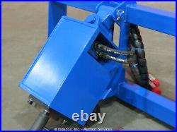 Agrotk SSECAG-Y Auger Earth Drill Hydraulic Skid Steer Attachment bidadoo -New