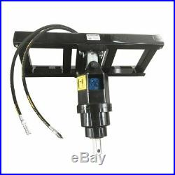 All States Post Hole Auger Drive Assembly Skid Steer 4500 PSI Planetary