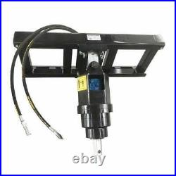 All States Skid Steer Post Hole Auger Drive Assembly 4500 PSI Planetary