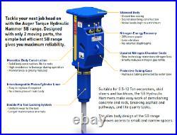 Auger Torque SB250 Hydraulic Breaker Skid Steer/Excavator