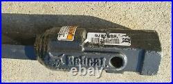 Bobcat 24 2 Hex Auger Drive Extension skid steer mini excavator