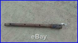 Bobcat 36 Post Hole Digger Auger Extension Skid Steer, Excavator #62711