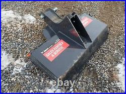 Bobcat Auger Mounting Adapter Plate For Mt55, Mt85 & S70 Skid Steer Loaders