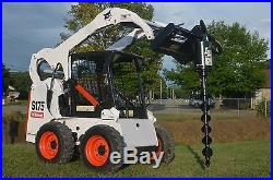 Bobcat Skid Steer Attachment 2-9/16 Round Lowe 6 Auger Post Bit Ship $99