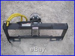 Bobcat Skid Steer Attachment Danuser EP 6 Hex Auger with 6 Bit Ship $199