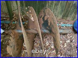 Bobcat Skid Steer Attachment Lowe 36 SQ-36 Round Shaft Auger Bit