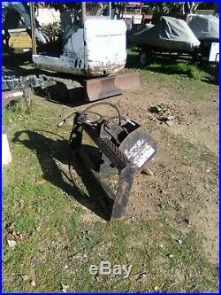 Bobcat Skid Steer Attachment Lowe 750 Classic HEX Auger Drive Unit