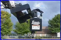 Bobcat Skid Steer Attachment Lowe 750 Classic Round Auger with 15 Bit Ship $199