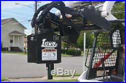 Bobcat Skid Steer Attachment Lowe 750 Round Auger with 24 Bit Ship $199
