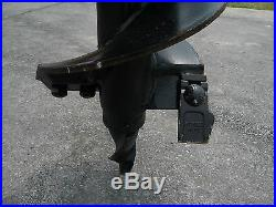 Bobcat Skid Steer Attachment Lowe 9 Hex Post Hole Auger Bit Ships for $99