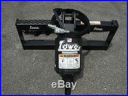 Bobcat Skid Steer Attachment New Lowe BP210 Hex Auger Drive Unit Ship $199