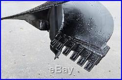 Bobcat Skid Steer Attachment New Lowe Brand Hex 30 Auger Bit Ship $199