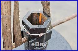 Bobcat Skid Steer Attachment Round 18 Auger Bit Ship $149
