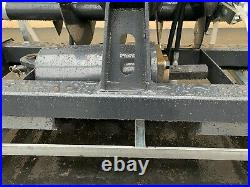 Brand New JCT Skid Steer Auger Attachment with two bits, 12 & 18