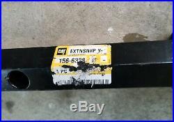 CAT Caterpillar 12 2 Hex Auger Extension skid steer excavator 156-6328