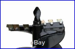 Danuser 18 x 48 Fab Auger Bit 2 Hex Collar Skid Steer Attachment Part 10624