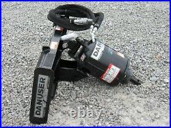 Danuser 2035 Hex PRO Series Auger Drive Post Hole Digger Fits Skid Steer Loader