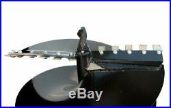 Danuser 36 x 48 Fab Auger Bit 2 Hex Collar Skid Steer Attachment Part 10636