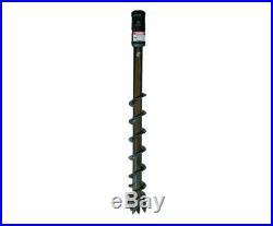 Danuser 4.5 x 48 Bullet Rock Auger Bit Hex Collar Skid Steer Attachment 10700