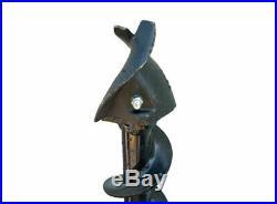 Danuser 4 x 48 Fab Auger Bit 2-9/16 Round Collar Skid Steer Attachment 10601