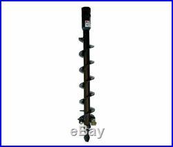 Danuser 6 x 48 Fab Auger Bit 2 Hex Collar Skid Steer Attachment Part 10603