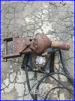 HDD Auger Attachment Danuser Digger Mini Excavator Backhoe Skid Steer Vermeer 2