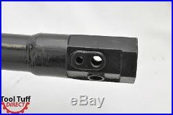 Industrial Duty Skid Steer Earth Auger Bit, 15 Diameter, 2 Hex Drive