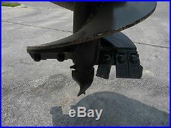 John Deere Skid Steer Attachment Hex 15 Auger Bit Ship $149
