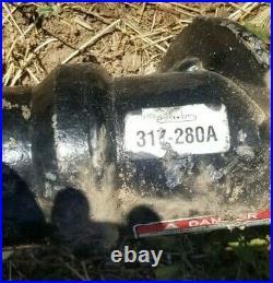 Land Pride 6 Rock Auger Bit 2 Hex Drive skid steer mini excavator