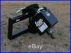 Lowe 1650 Classic Hex Auger Drive Post Hole Digger Attachment Fits Skid Steer