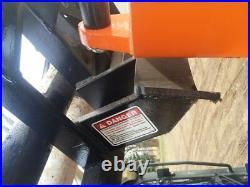 M200 2 Hex Planetary Drive for Earth Auger Skid Steer Loader Bobcat Kubota Case