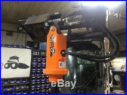 M300 2 Hex Planetary Drive Earth Auger for Skid Steer Loader Bobcat ASV Kubota