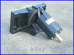 MINI Skid Steer Auger Post Hole Digger for DINGO, BOXER, VERMEER, ETC