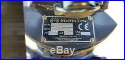 McMillan X1425 Skid Steer Auger