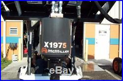 McMillen X1975 Skid Steer Auger Pkg, with HD 10 x 48 HDC Bit For Tough Digging