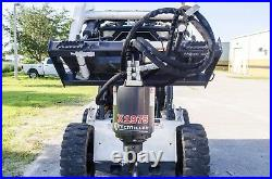 McMillen X1975D Skid Steer Auger Drive, 2 Hex, 5 Year Gear Box Warranty, NEW
