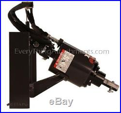 McMillen X2475 Skid Steer 2 Hex Planetary Auger Drive Unit