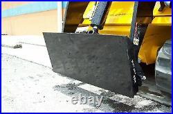 Mini Skid Steer Adaptor Plate, Weld On, Make Old Attachments Fit Toro, Vermeer SK