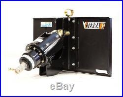 Mini Skid Steer Auger Eterra 2500 for Bobcat MT-50/52/55 & 463