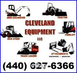 NEW 14 AUGER STUMP PLANER GRINDER BIT for Skid Steer Loader Excavator 2 Hex