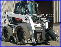 NEW EARTH AUGER DRIVE ATTACHMENT Skid Steer Loader Caterpillar Cat Takeuchi Case