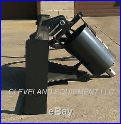 NEW HD EARTH AUGER DRIVE ATTACHMENT Skid Steer Loader Post Hole Digger Bobcat nr