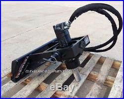 NEW PREMIER MS14 AUGER DRIVE ATTACHMENT Mini Skid Steer Track Loader Vermeer