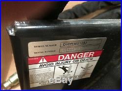 PENGO / McMILLAN AUGER DRIVE 24452 FOR MINI SKID STEER